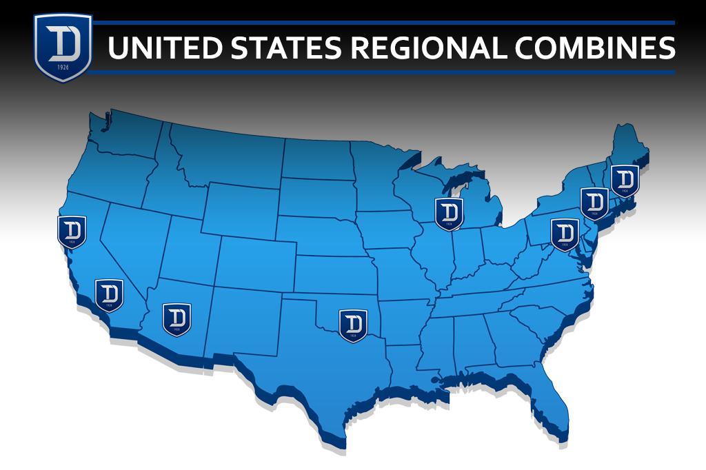 United States Regional Combine