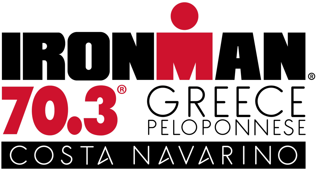 official IRONMAN 70.3 Greece Costa Navarino race logo