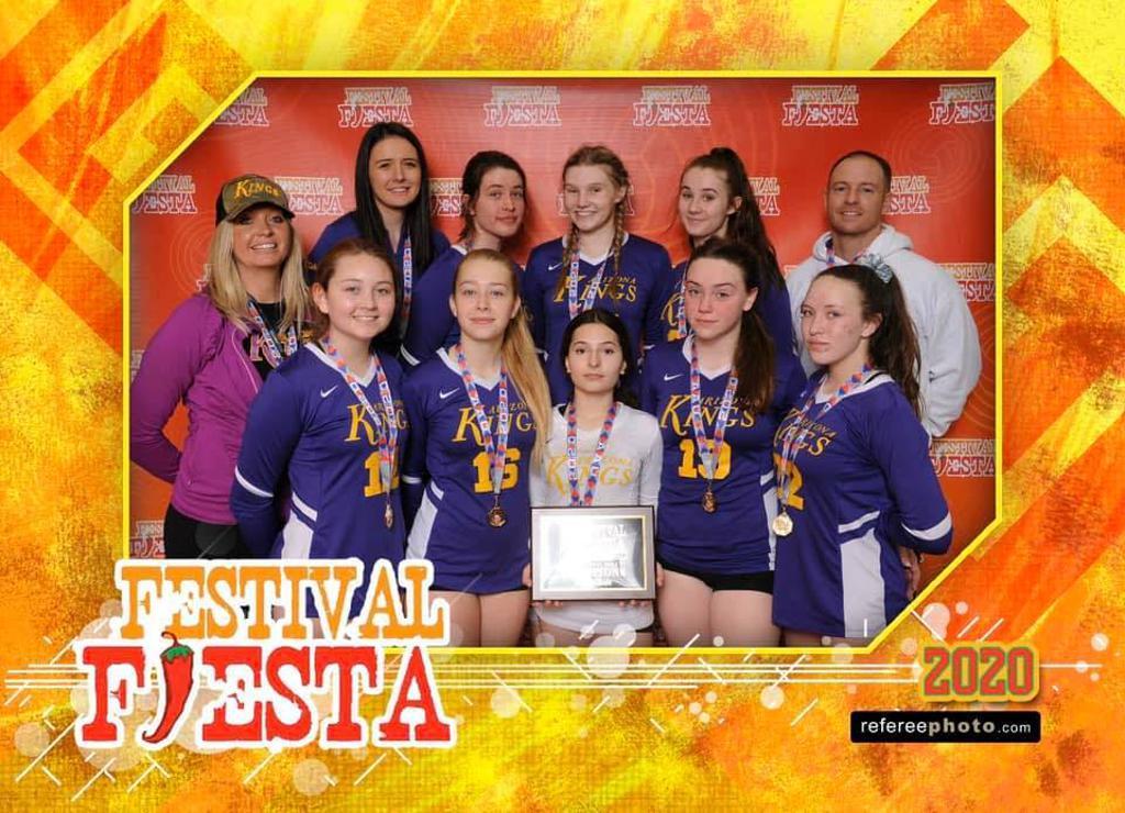 Scottsdale Club Volleyball Girls