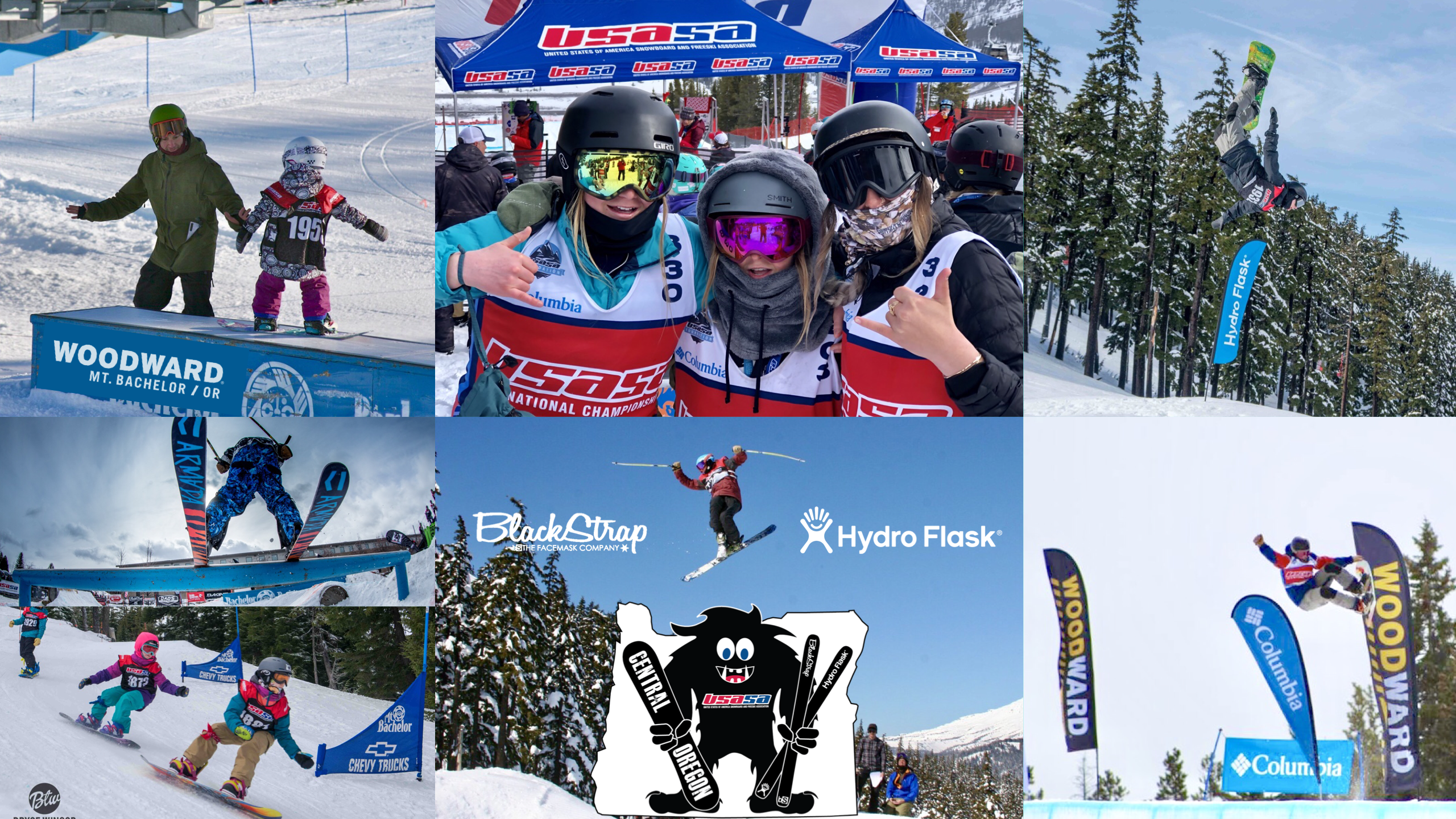 The Central Oregon USASA Series based in Bend, OR Mt. Bachelor