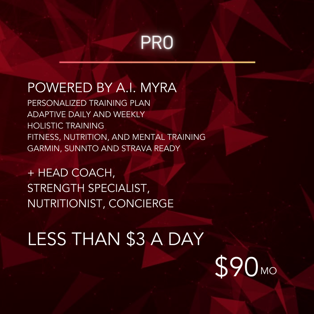 IRONMAN Training Pro Membership