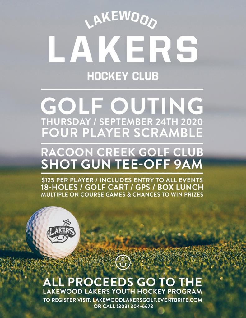 Lakers Golf Tournament