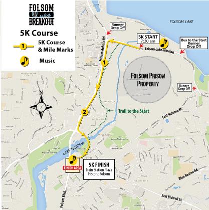 FGG 5K Course Map