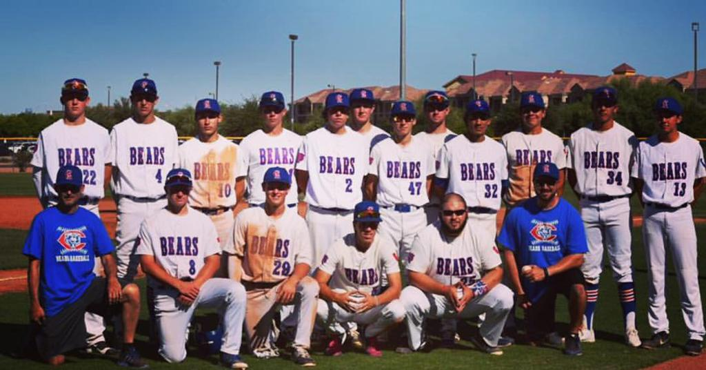 2016 USA Baseball Gold Medal Game Team