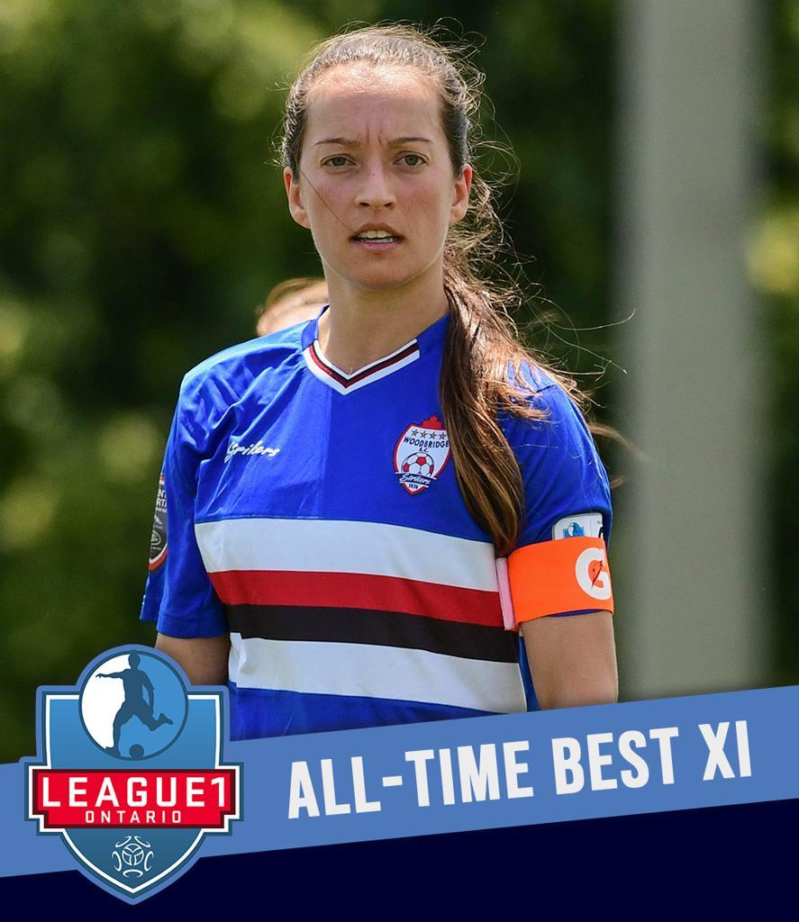 Alyscha Mottershead: L1O All-Time Best XI