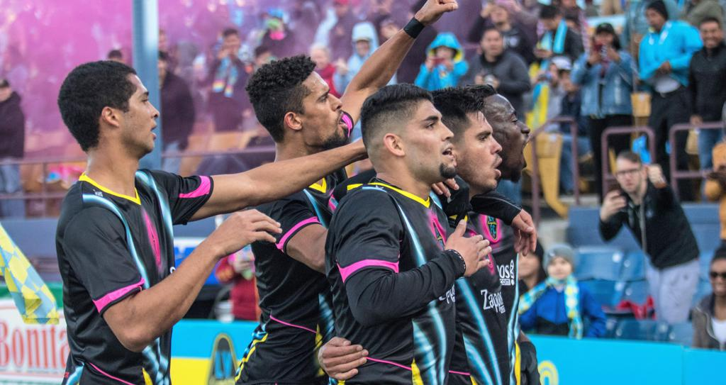 Las Vegas Lights FC scored the first goal in both of their 2019 Major League Soccer Spring Training matches.