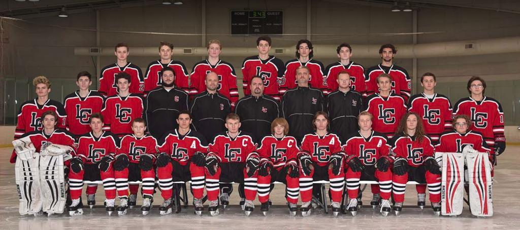 Livonia Churchill Chargers Varsity Hockey