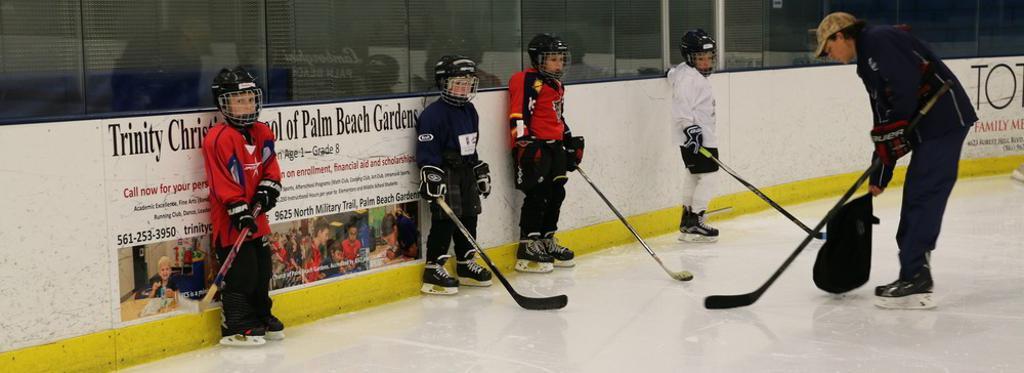 Hockey Camps and Clinics