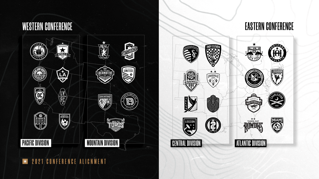 SWITCHBACKS FC PLACED IN MOUNTAIN DIVISION OF WESTERN CONFERENCE