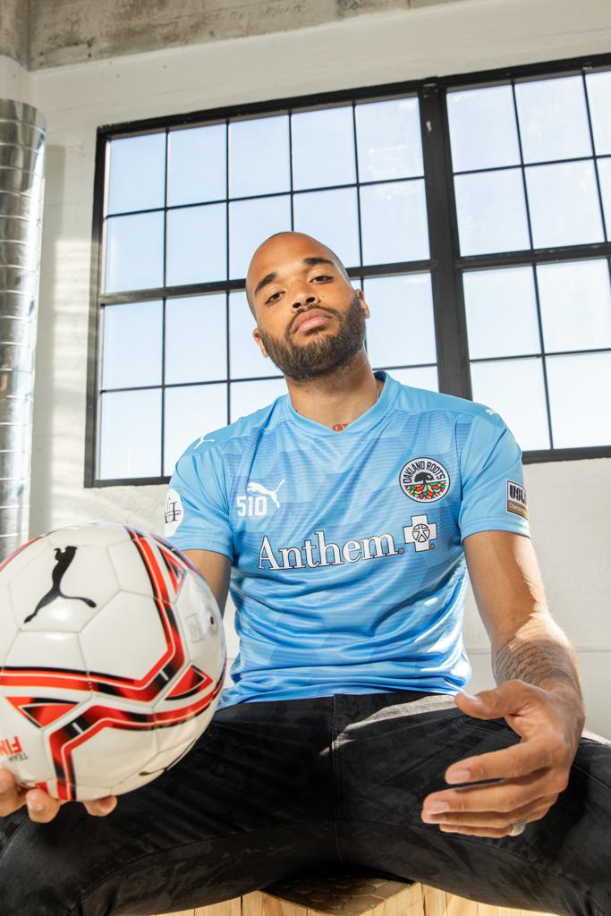 2021 Keeper Jersey Blue