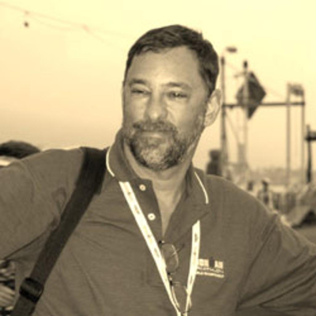Photo of Lew Friedland