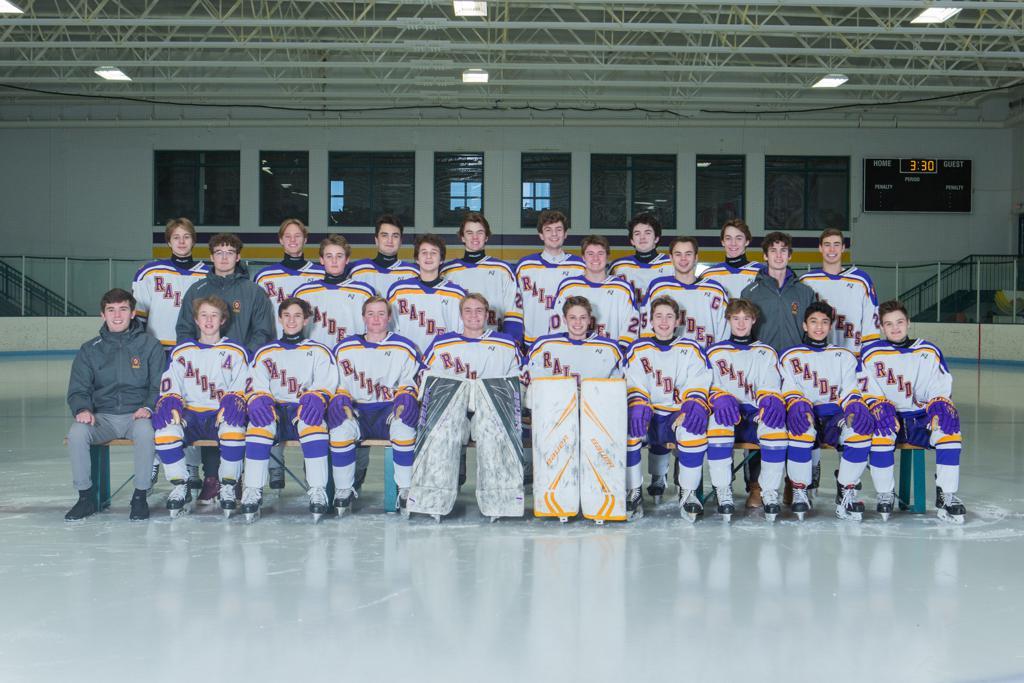 2019-20 Raiders Boys Varsity Hockey