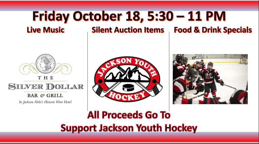 Fall Kick Off Party October 18 - 5:30 PM at the Silver Dollar