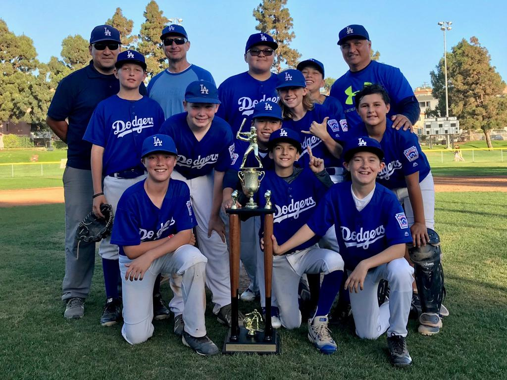 Major Dodgers Defeat MBLL Orioles to win 2018 Beach Cup Championship!