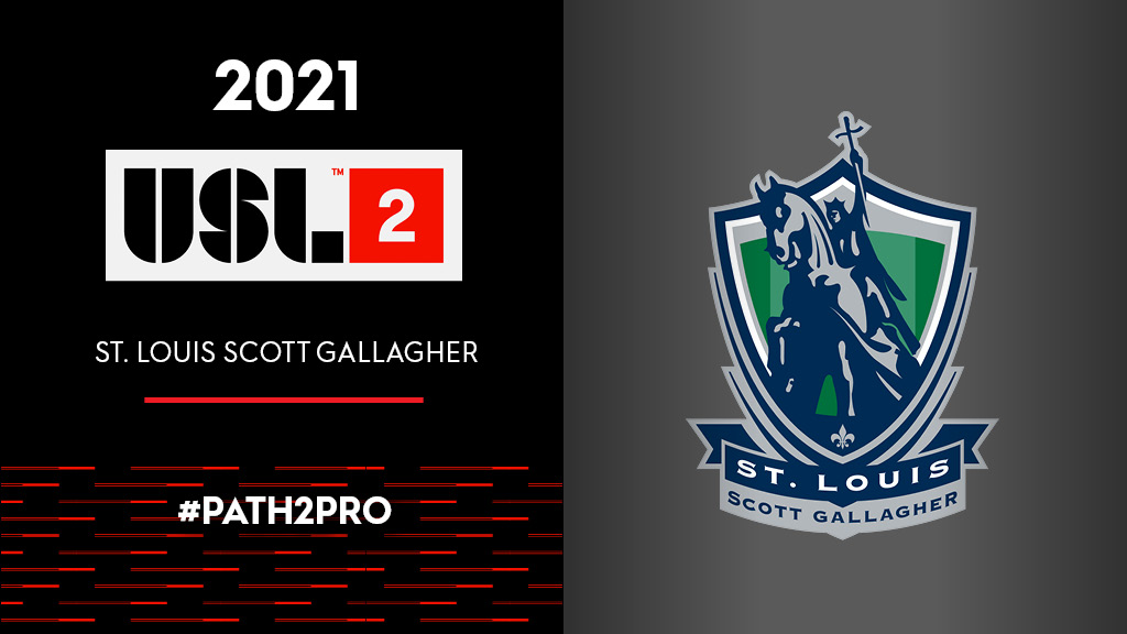 St. Louis Gallagher Joins USL League Two