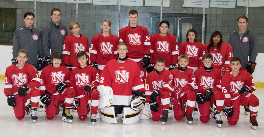 North Hills Middle School Team 2019-2020