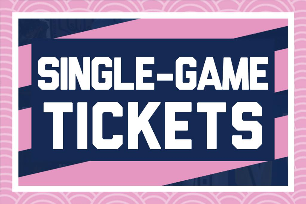 Single-Game Tickets