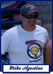 Head 12U Boys Coach, Mike Agostino