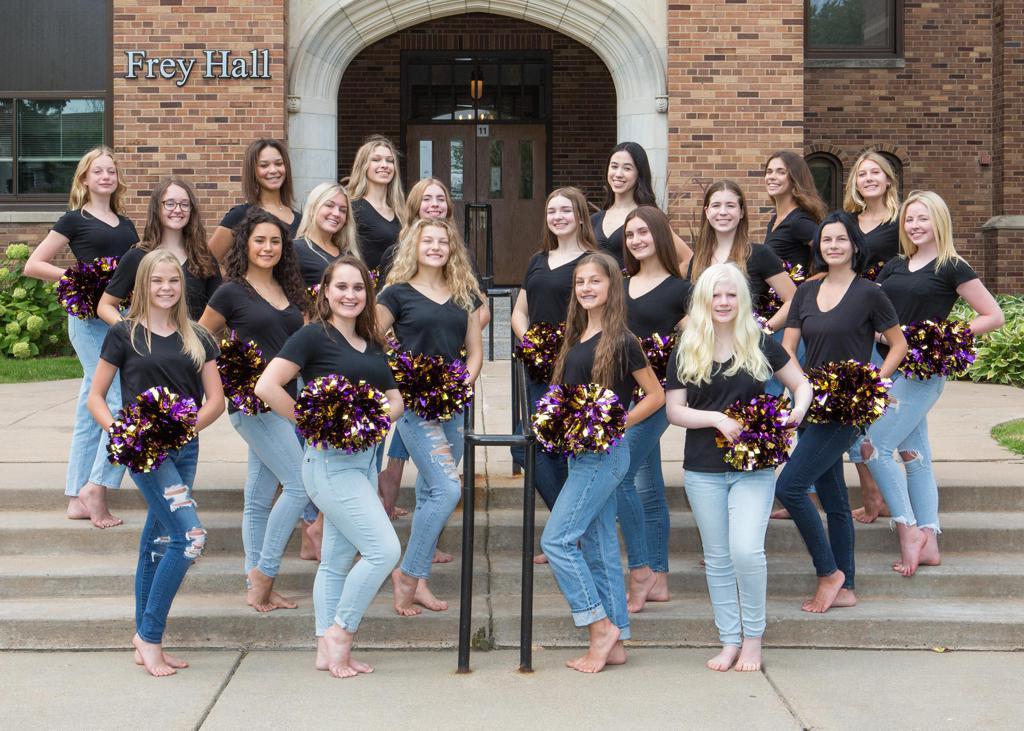 2021 Girls Performance Dance Team