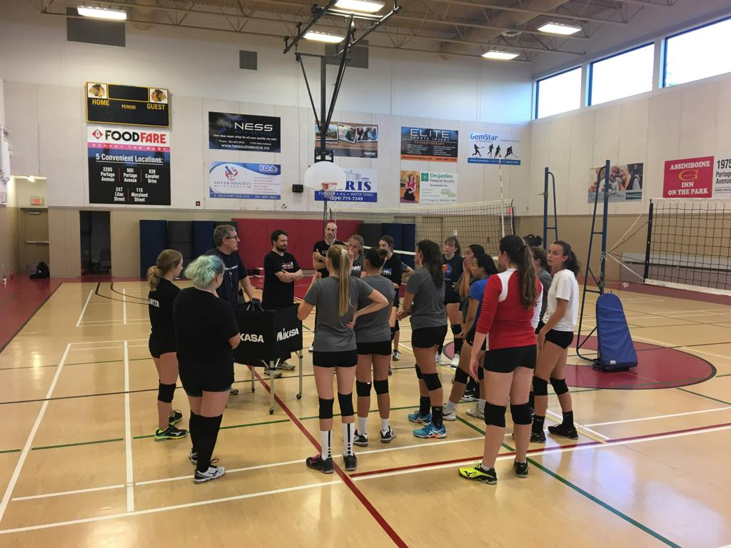 Setters and Middles Camp