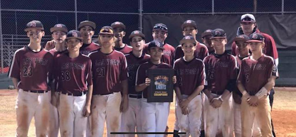 14 U Wins Parade of lights Tournament