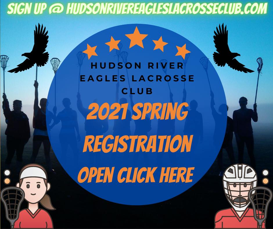 2021 Spring Registration