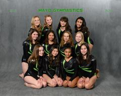 Mayo gymnastics small