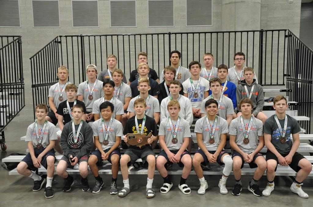 2019 16U Team Iowa Freestyle