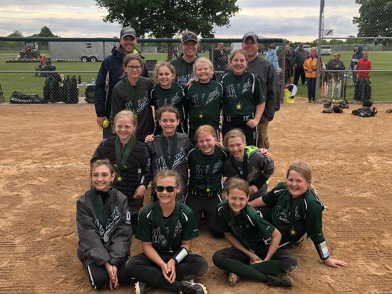 Cottage Grove Wolfpack Softball
