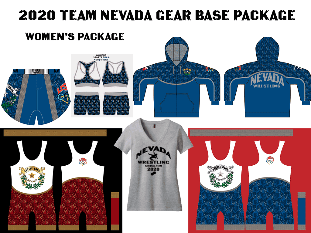 2020 Womens package