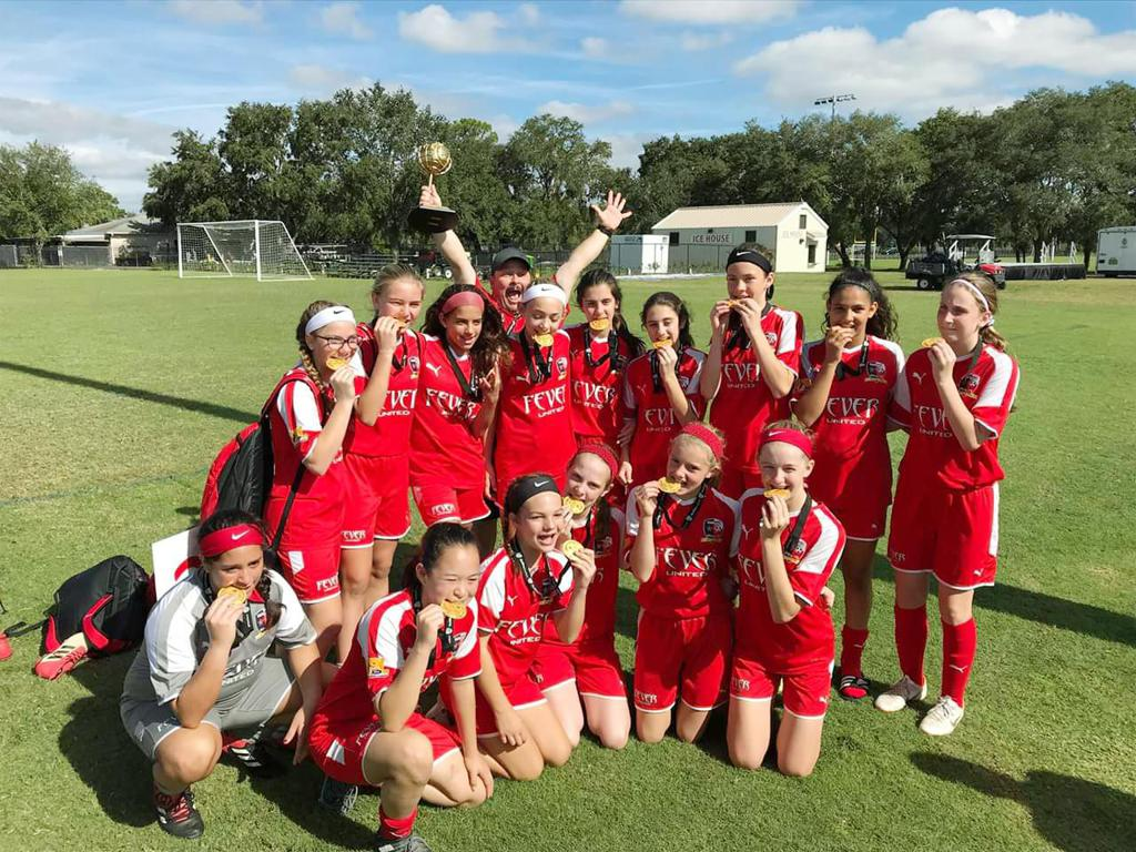 U13 CHAMPION! Disney Girls Soccer Showcase | ESPN Wide World of Sports