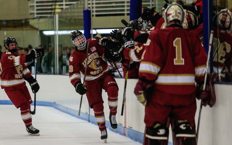 Lakeville South has cruised to an unblemished start this season but faces a powerhouse in Rosemount on Saturday. Photo by Mark Hvidsten, SportsEngine