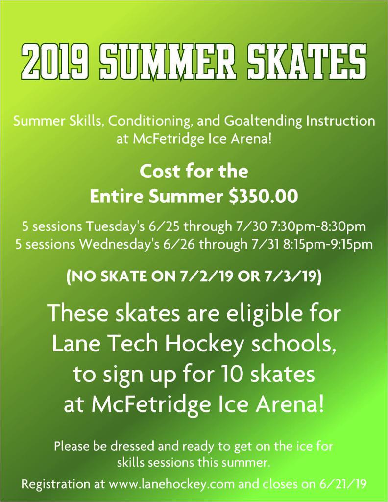 2019 Summer Flyer