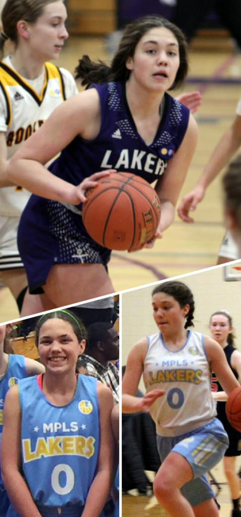 Lydia Spanier Southwest Lakers Class of 2023  Mpls Lakers 2015-2019