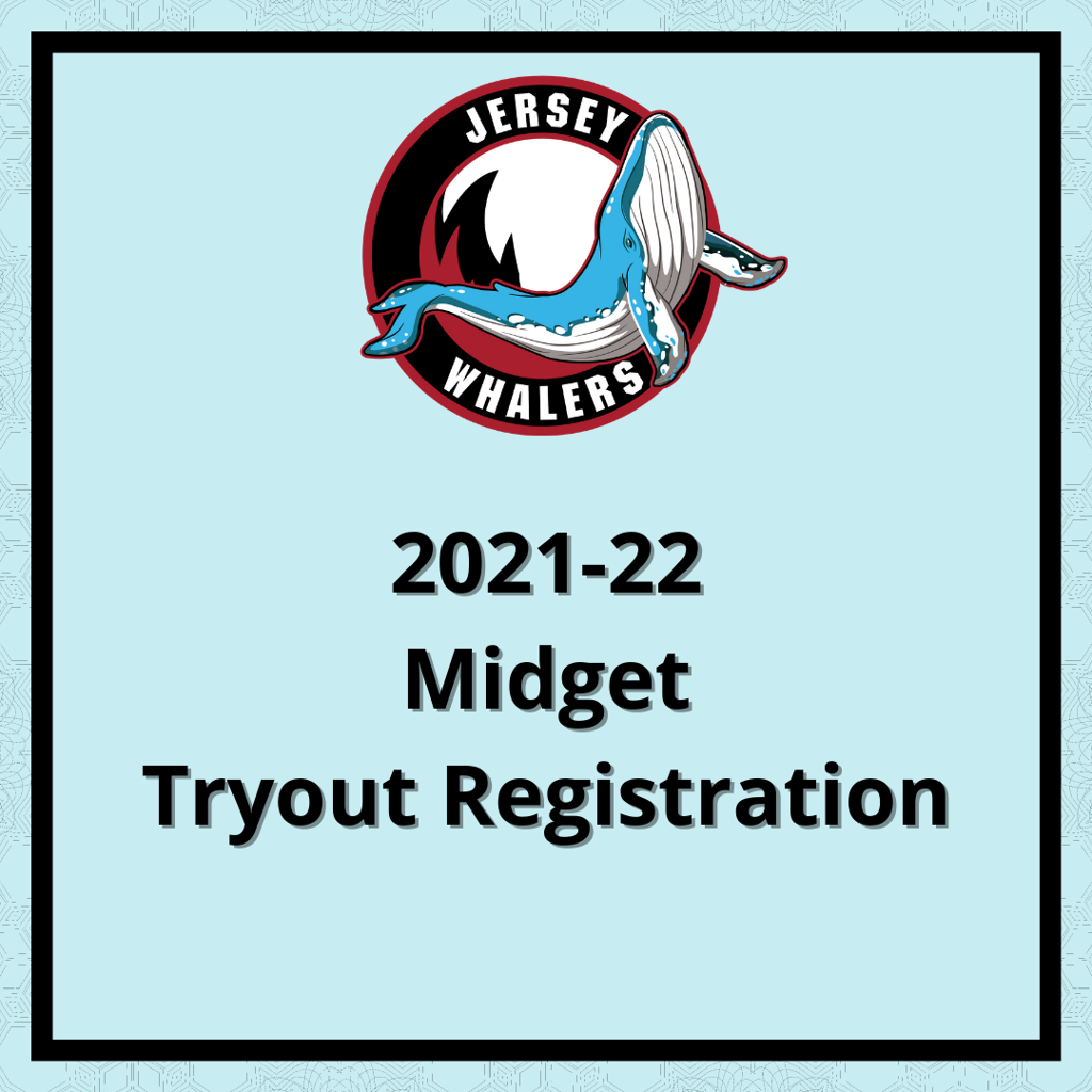 2021-22 Jersey Whalers Tryout Registration