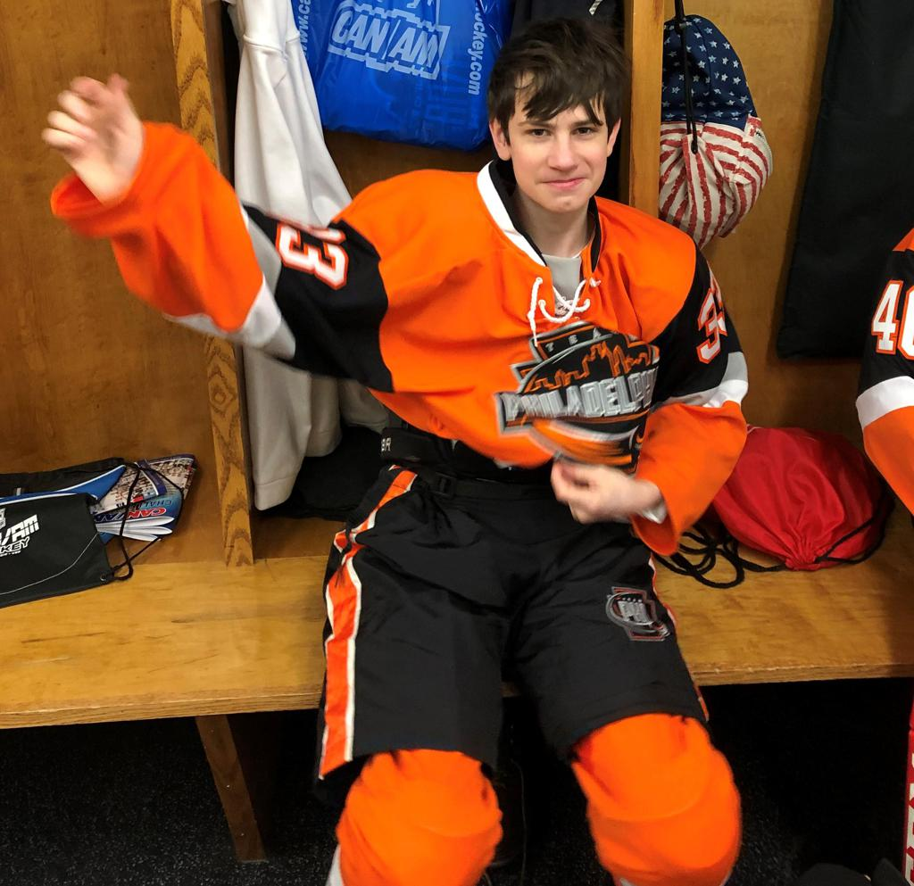Pee Wee A American team creates their own miracle at CAN/AM Lake Placid tournament