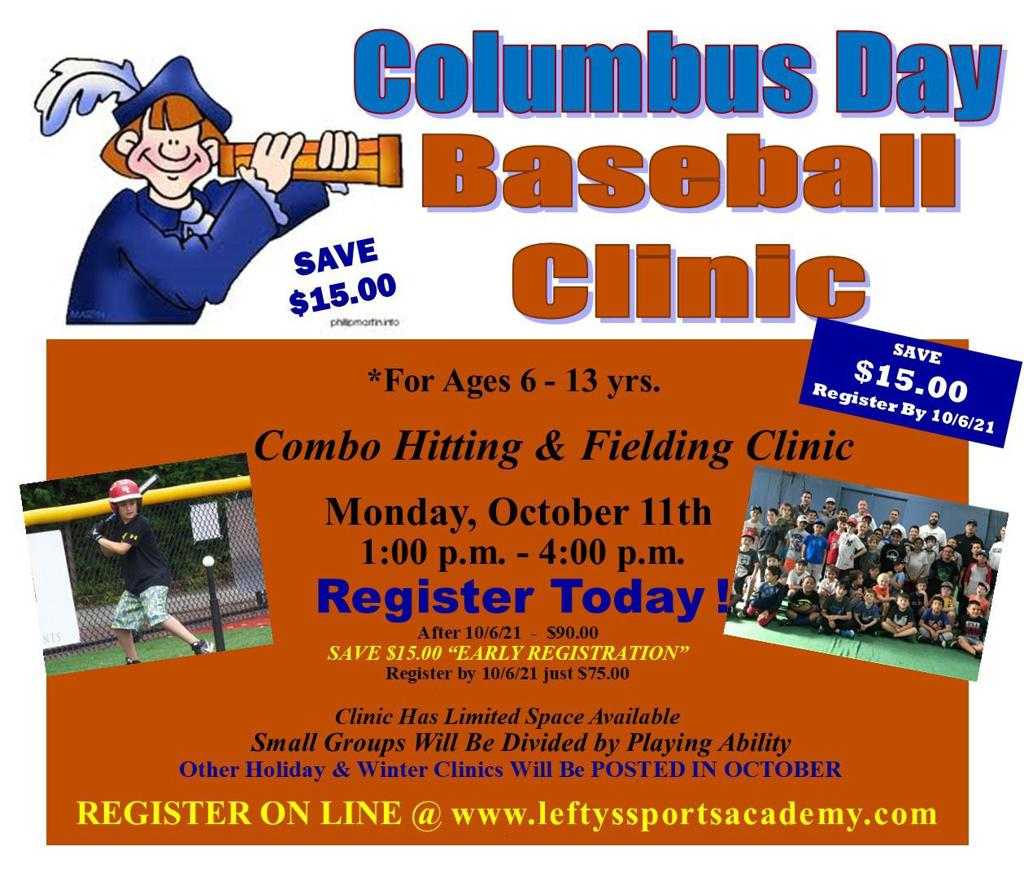 Early Registration is $75.00. - Sign Up Today!