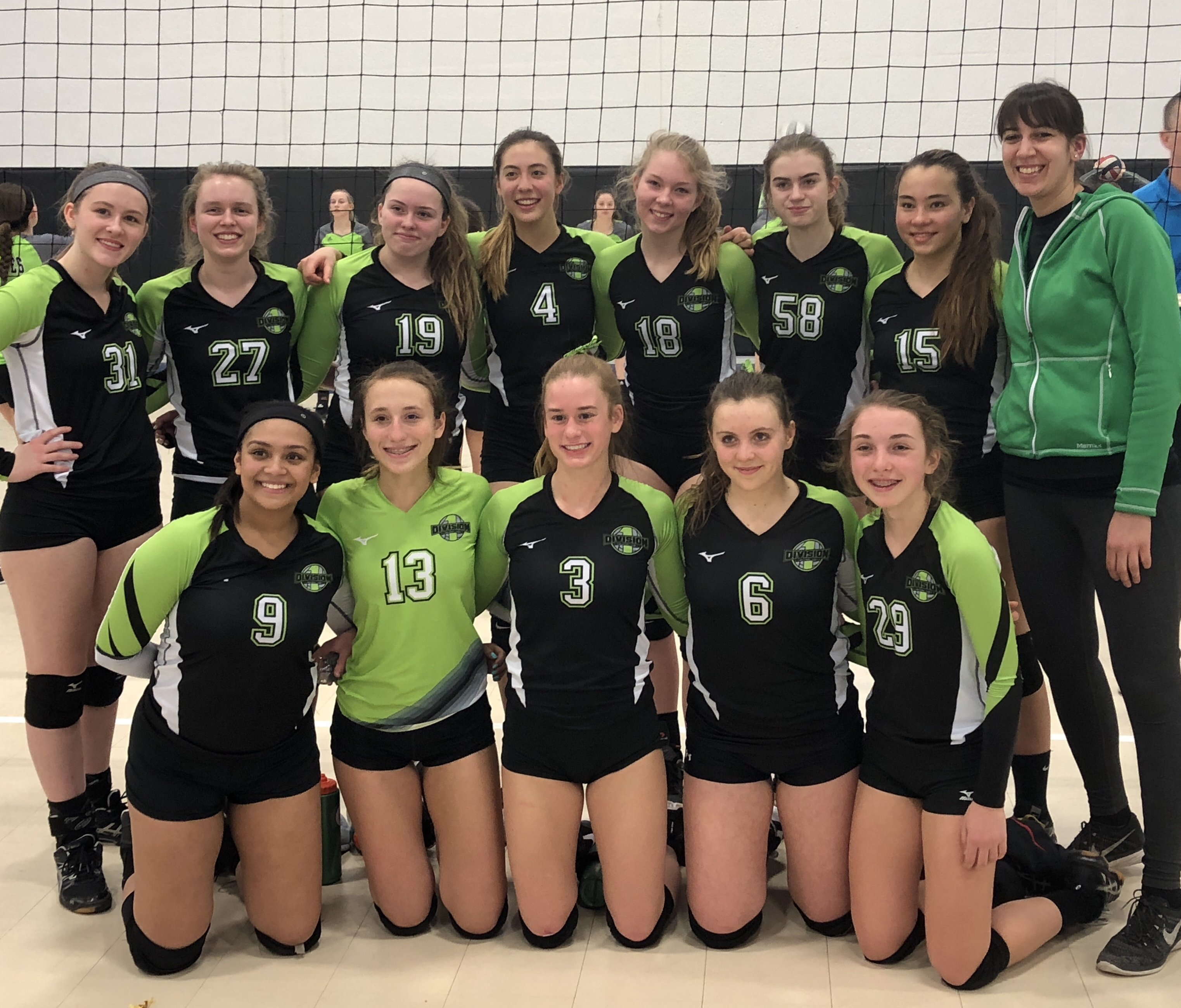 D1 Volleyball Club