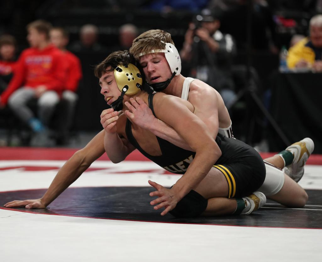 Opportunity seized as Apple Valley's Sebas Swiggum claims