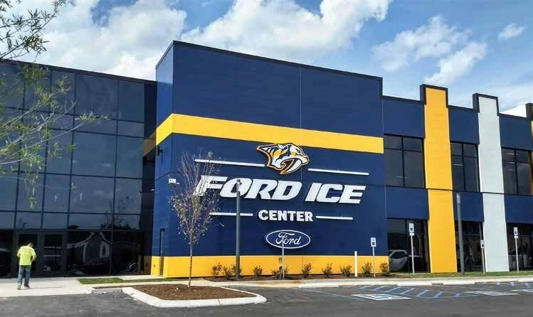 Ford Ice Arena Bellevue