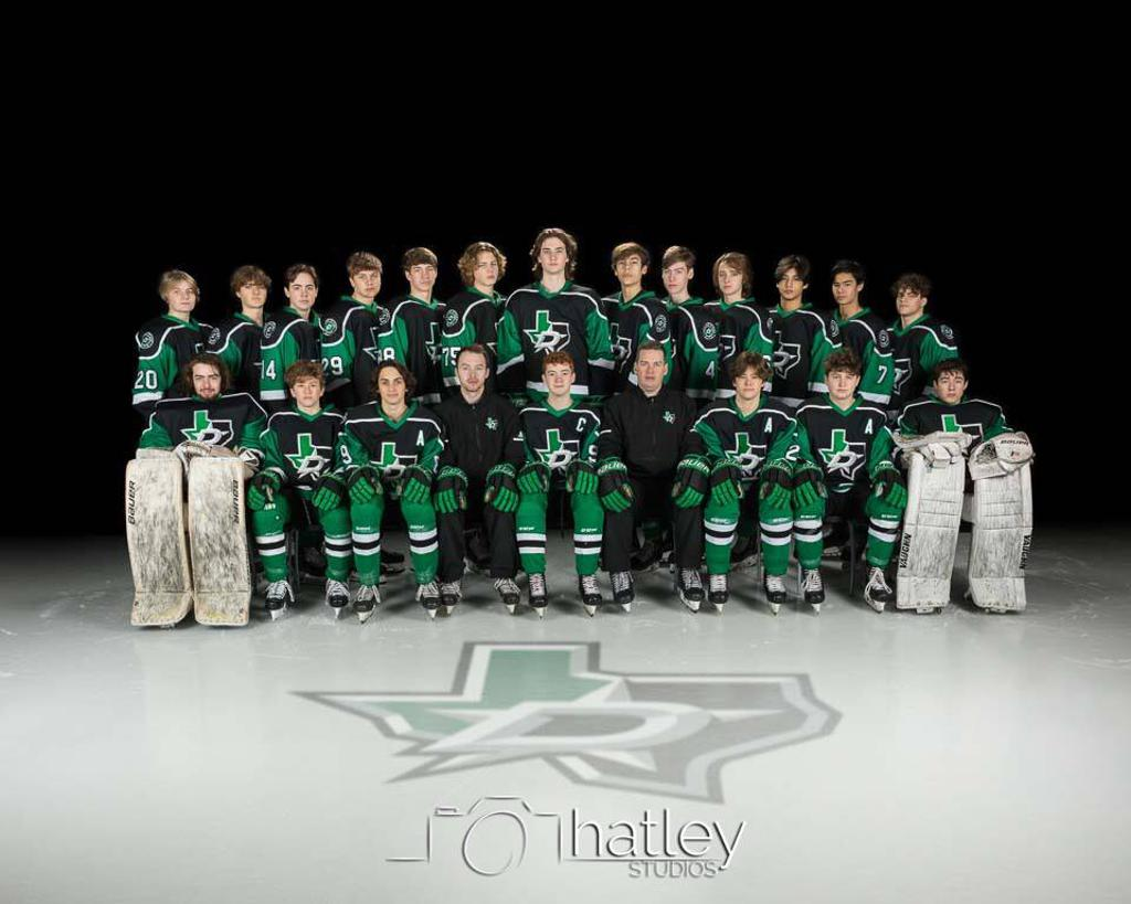 2019-20 Dallas Stars Elite Hockey Club 15O Team