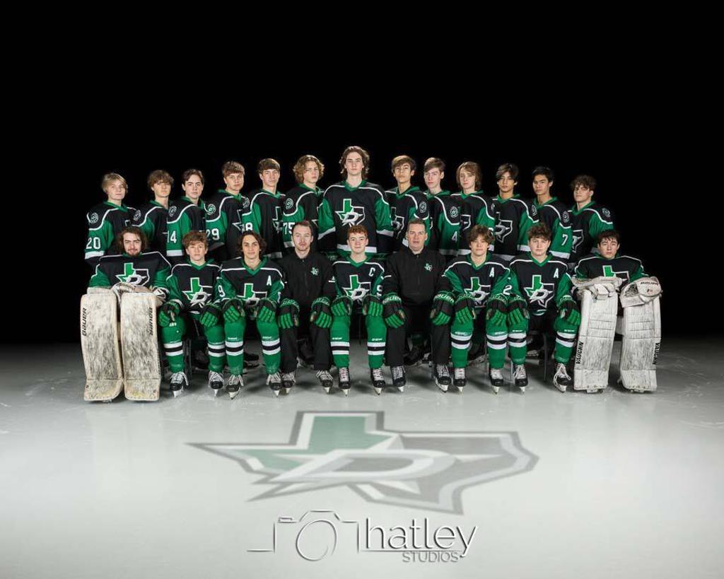 2019-20 Dallas Stars Elite Hockey Club 15O Team