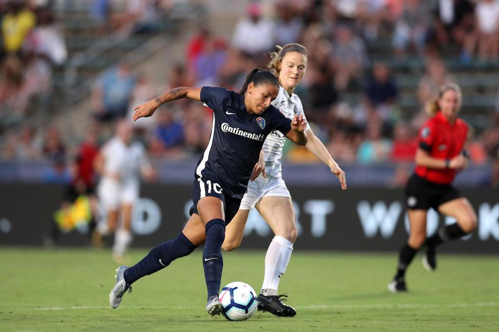 North Carolina Courage Return to NWSL Play Against Reign FC
