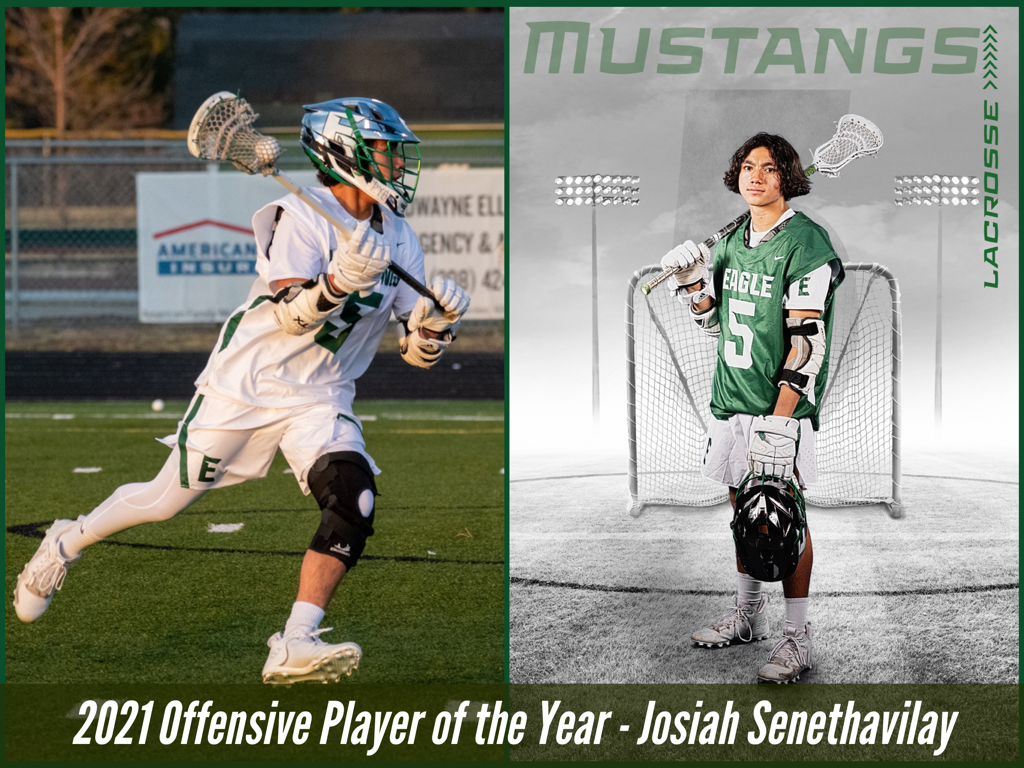 2021 Offensive Player of the Year - Josiah Senethavilay