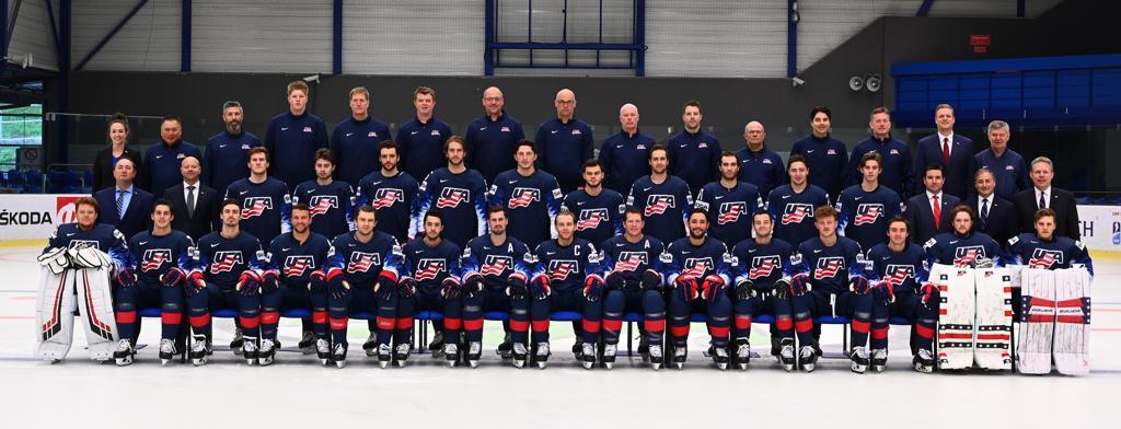 2019 MWC | 2019 U S  Men's National Team Roster