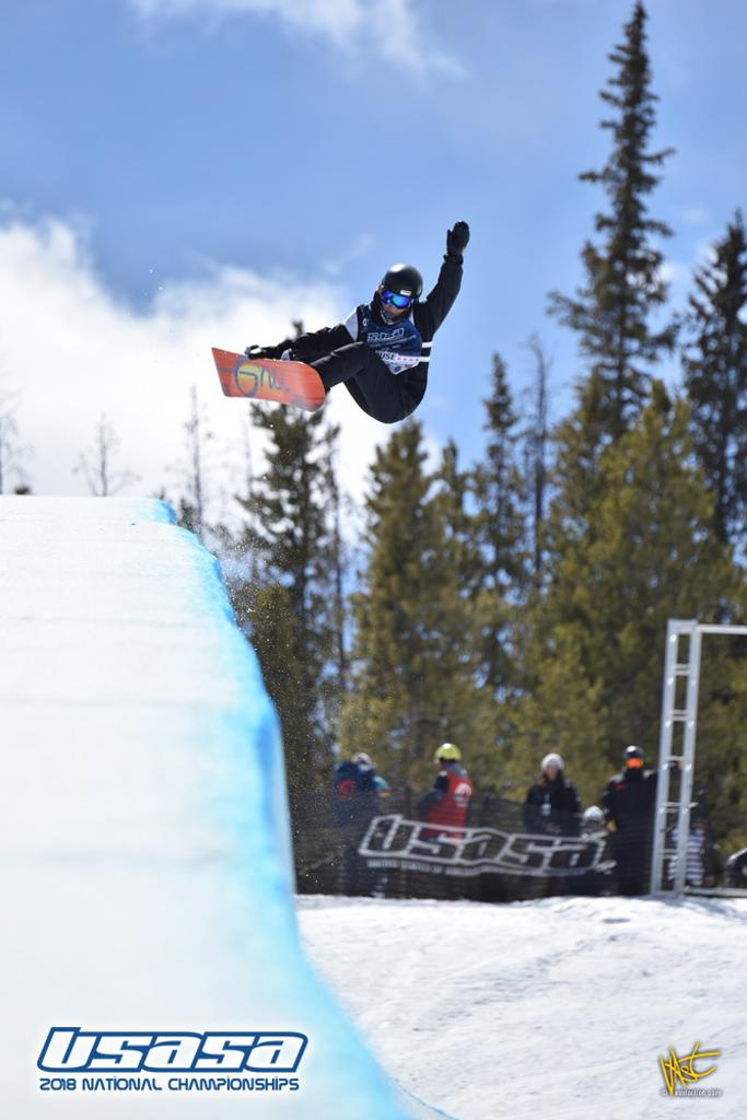 Nationals Half Pipe