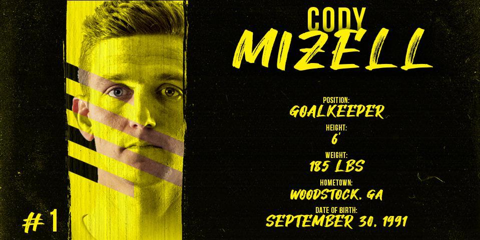CODY MIZELL, #1