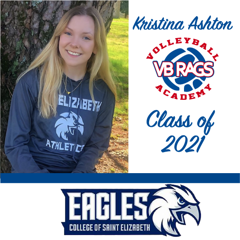 Kristina Ashton - Team VB RAGS Class of 2021