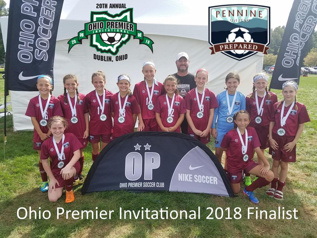 Ohio Premier Invitational 2018 Finalist