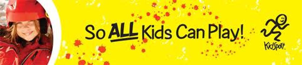 KidsSport Grant So All Kids Can Play